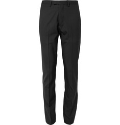 Raf Simons Slim-Fit Wool and Mohair-Blend Trousers