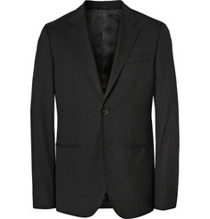 Raf Simons Wool and Mohair-Blend Blazer