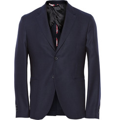 Raf Simons Slim-Fit Unstructured Wool Blazer
