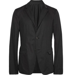 Wooyoungmi Slim-Fit Unstructured Cotton-Poplin Blazer