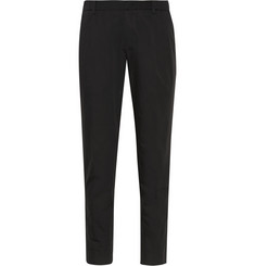Wooyoungmi Zipped-Cuff Cotton-Shell Trousers