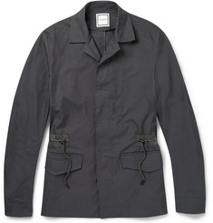 Wooyoungmi Cotton-Twill Field Jacket