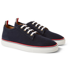 Thom Browne Canvas Sneakers