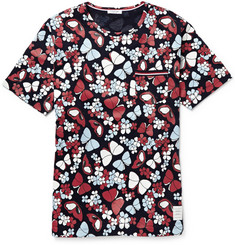 Thom Browne Printed Cotton T-Shirt