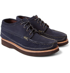 Yuketen Maine Guide Suede Lace-Up Boots