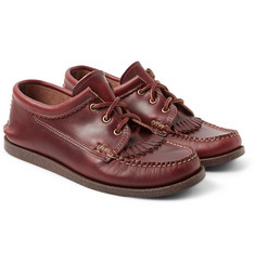 Yuketen Leather Blucher Shoes