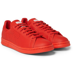 Raf Simons - Adidas Stan Smith Leather Sneakers