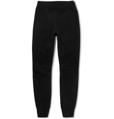 Balmain Cotton-Jersey Sweatpants