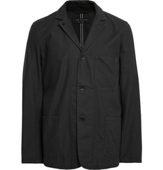 Rag & bone Lynton Washed-Cotton Blazer
