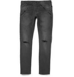 Undercover Slim-Fit Distressed Denim Jeans