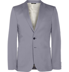 PS by Paul Smith Grey Cotton Blazer