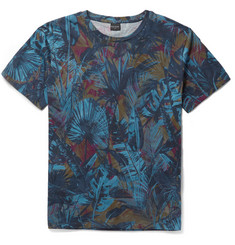 PS by Paul Smith Printed Cotton T-Shirt