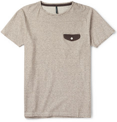 Incotex Striped Cotton T-Shirt