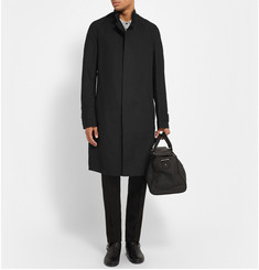 Lanvin Milleraie-Striped Twill Coat