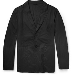 Ann Demeulemeester Lightweight Cotton Jacket