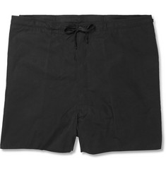Ann Demeulemeester Oversized Cotton Shorts