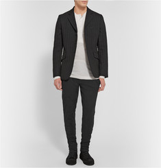 Ann Demeulemeester Tapered Cotton-Jersey Sweatpants