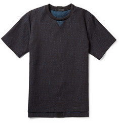 Alexander Wang Cotton-Blend Jacquard T-Shirt