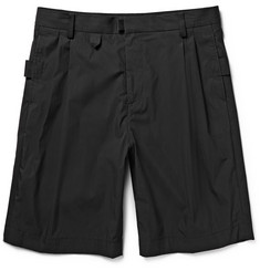 Alexander Wang Washed-Poplin Shorts