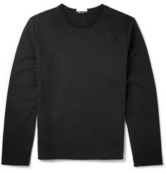 Alexander Wang T by Alexander Wang Textured-Cotton Sweater