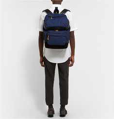 Alexander Wang Wallie Leather-Trimmed Canvas Backpack