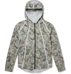 Christopher Raeburn Floral-Print Windbreaker