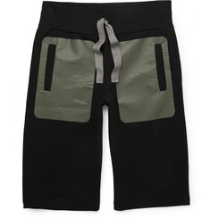 Christopher Raeburn Panelled Jersey Shorts