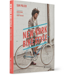 Prestel New York Bike Style Paperback Book