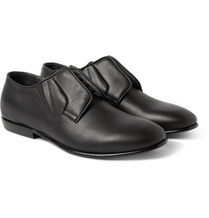 Lanvin Matte-Leather Derby Shoes