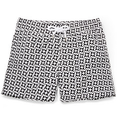 Frescobol Carioca - Floripa Short-Length Swim Shorts