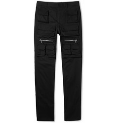 Givenchy Slim-Fit Cotton Cargo Trousers