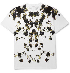 Givenchy Botanical-Print Cotton T-Shirt