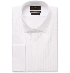 Paul Smith London White Cotton Dress Shirt