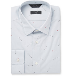 Paul Smith London Printed Cotton Shirt