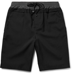 Public School Wool-Twill Shorts