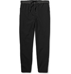 Public School Slim-Fit Wool-Twill Trousers