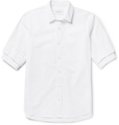 Public School Slim-Fit Cotton-Poplin Shirt