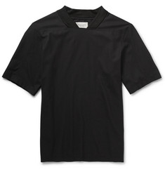 Public School V-Neck Wool-Blend T-Shirt