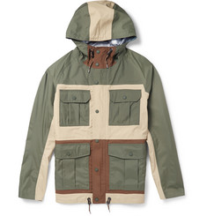 White Mountaineering Saitos Hooded Field Jacket