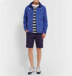 White Mountaineering Cotton-Blend Field Jacket
