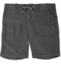 Hartford Slim-Fit Linen Shorts