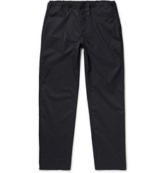 Our Legacy Cotton-Shell Trousers