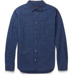 Marc by Marc Jacobs Patterned Woven-Cotton Shirt