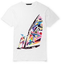 Marc by Marc Jacobs Printed Cotton-Jersey T-Shirt