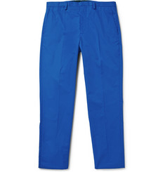 Marc by Marc Jacobs Slim-Cut Cotton-Twill Trousers