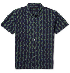 Marc by Marc Jacobs Slim-Fit Printed Cotton Shirt