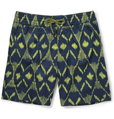 Marc by Marc Jacobs Mid-Length Printed Swim Shorts