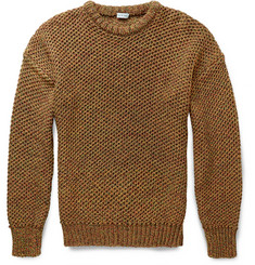 Loewe Open-Knit Cotton Sweater