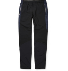 Tim Coppens Panelled Cotton-Blend Sweatpants