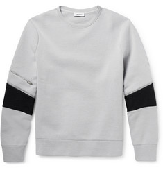 Tim Coppens Cotton-Blend Piqué Sweatshirt